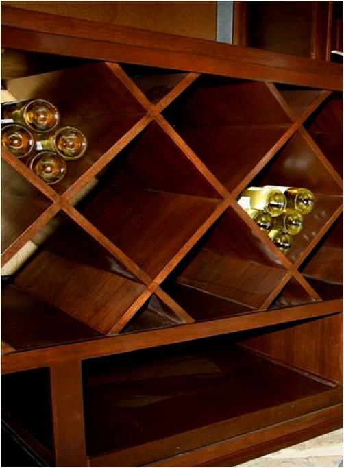 Chevis wine racks