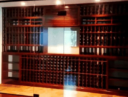 Beverly Hills Wine Cellar Racks
