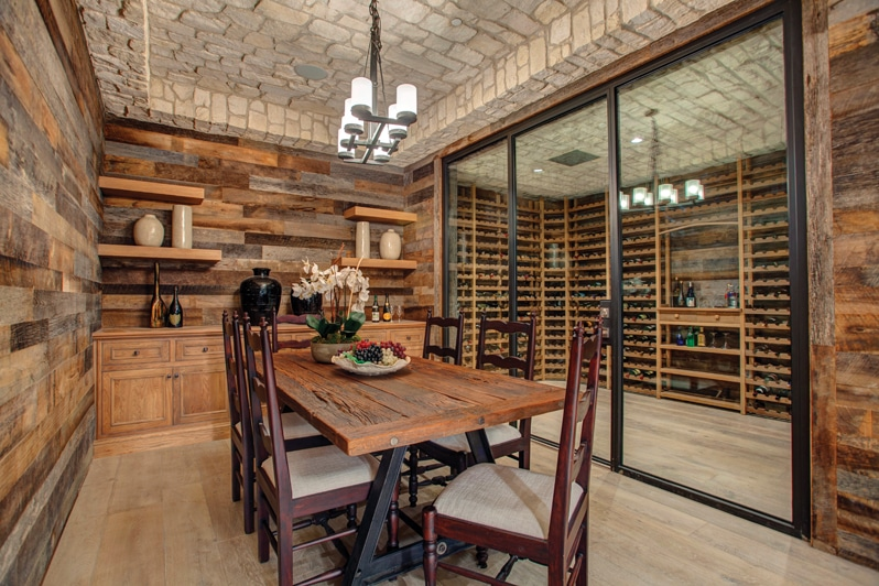 Make Your Wine Cellar More Beautiful by Installing Energy-Efficient Custom Wine Cellar Lighting Fixtures