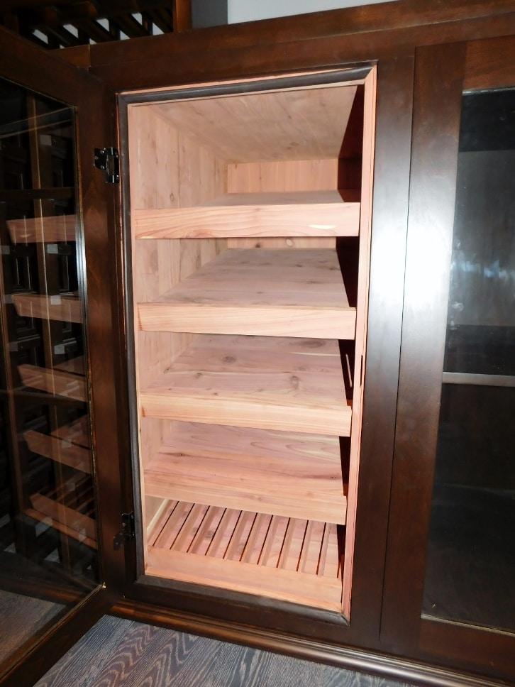 California Home Wine Cellar Cigar Humidor