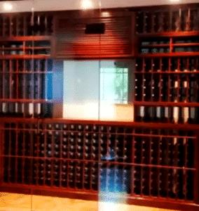 Beverly Hills Wine Cellar Racks Project